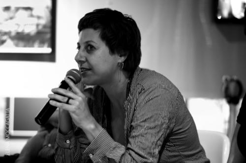 laboratorio Arquivos Táticos: Fabiane Borges